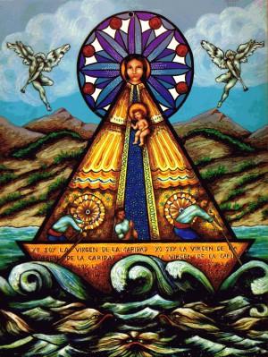 Luis Pardini - Virgen de la Caridad