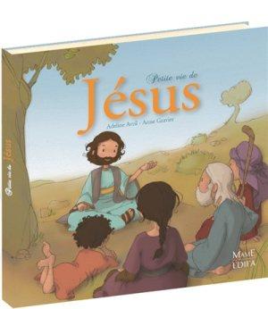 Livre Petite vie de Jésus