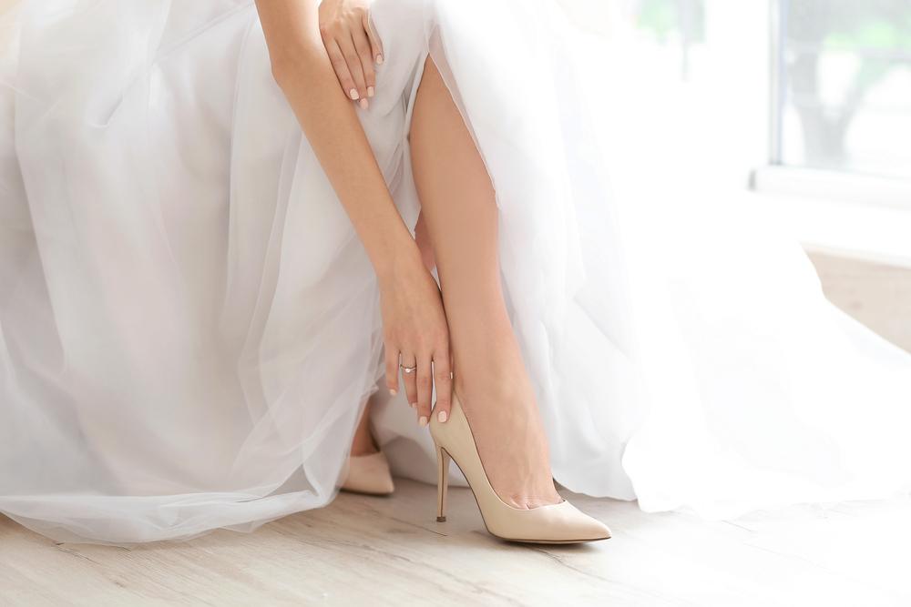Chaussures de mariée : nos conseils utiles