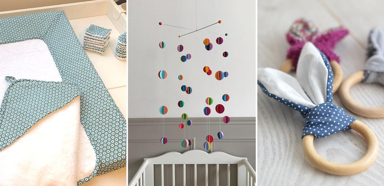 DIY bébé : 17 projets à faire pendant une grossesse