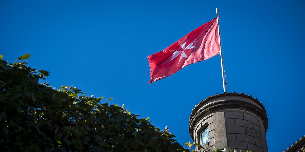 FLAG ORDER OF MALTA