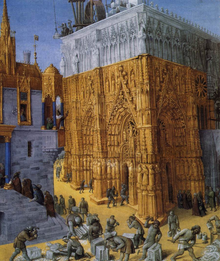 CATHEDRAL,FOUQUET