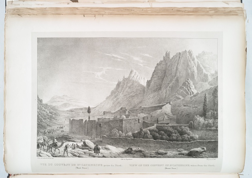 vue du couvent sainte catherine