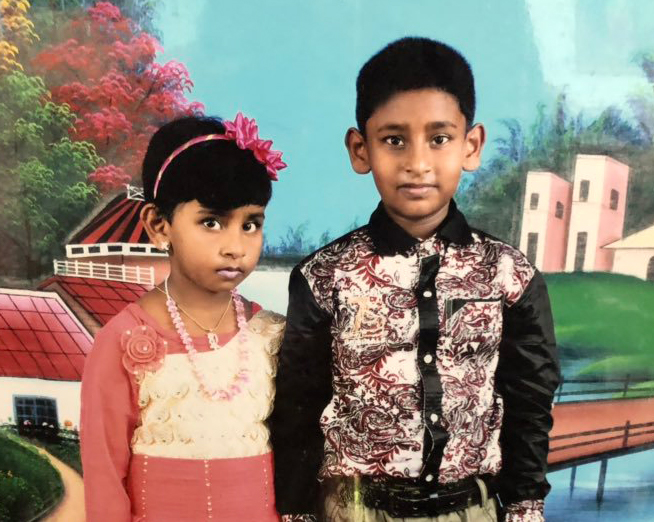 SANTHAKUMAR SIBLINGS