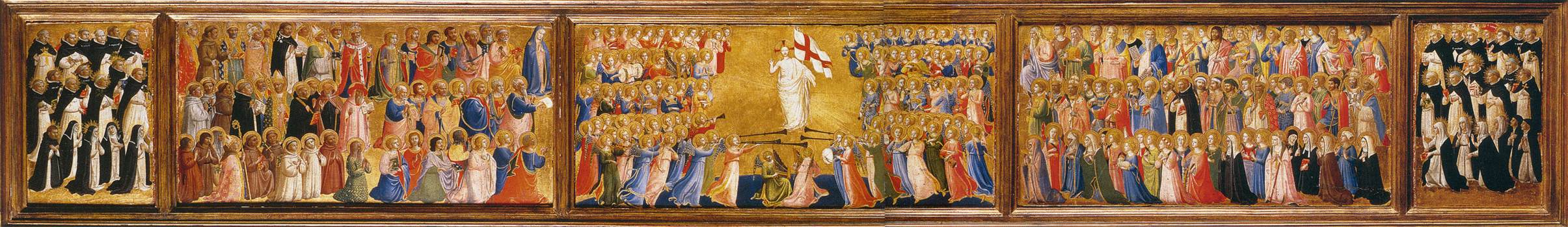Le retable de San Domenico de Fra Angelico