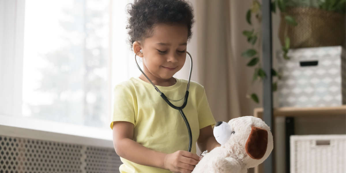 Stethoscope - Game - Boy - Toy - Doctor