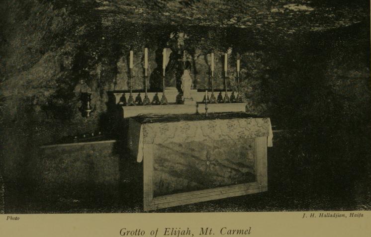 Grotte Élie