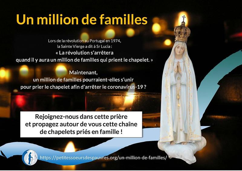 chapelet mondial petites soeurs des pauvres