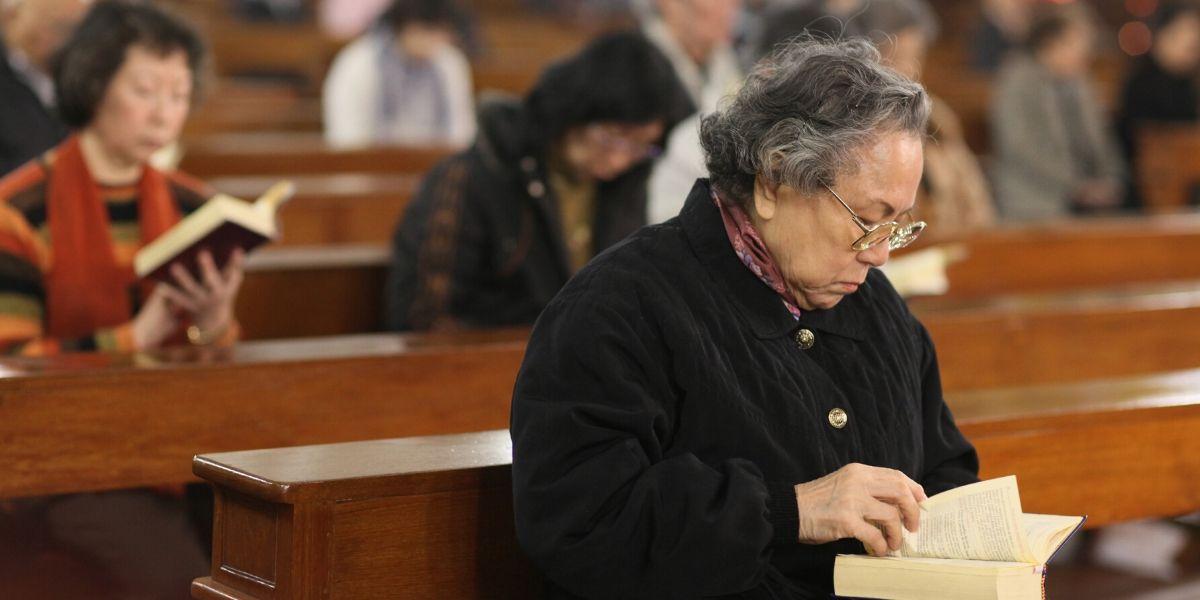 Chine : florilège des vexations quotidiennes que le régime communiste inflige aux chrétiens CHINOISE-EGLISE