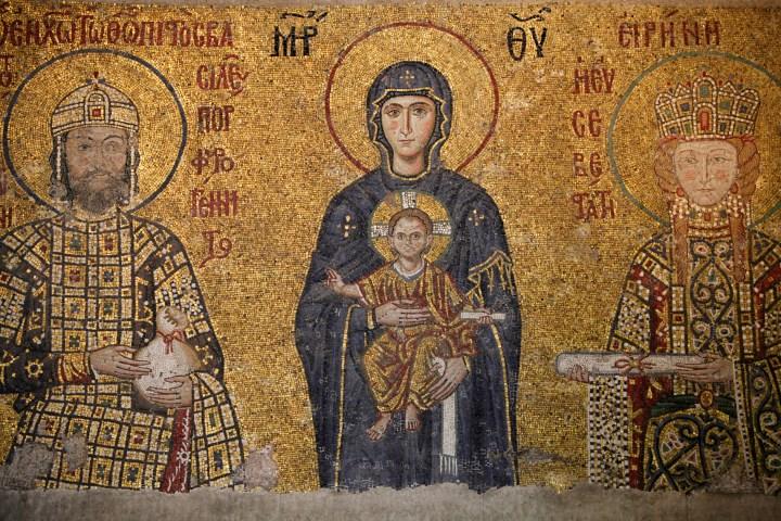 Après la basilique Sainte-Sophie, l'église Saint-Sauveur-in-Chora ?