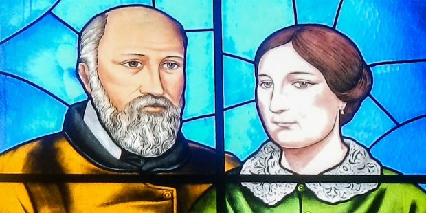 SAINTS ZELIE AND LOUIS MARTIN