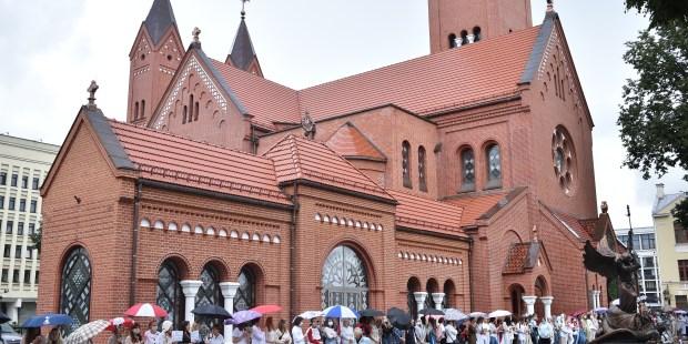 Biélorussie CHURCH-BELARUS-000_1WS7M7